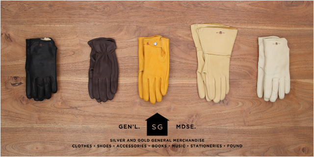 SILVER AND GOLD GENERAL MERCHANDISE Geier Glove Co.